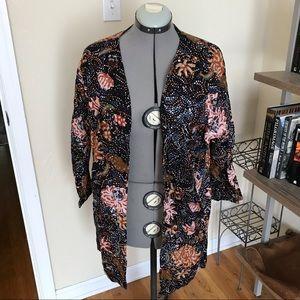 Madewell kimono/cover up, sz M